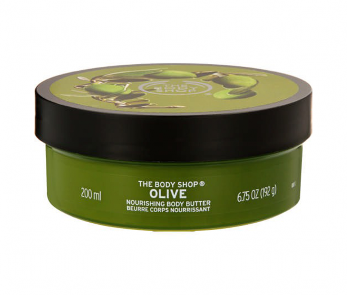 The body shop Body butter Olive