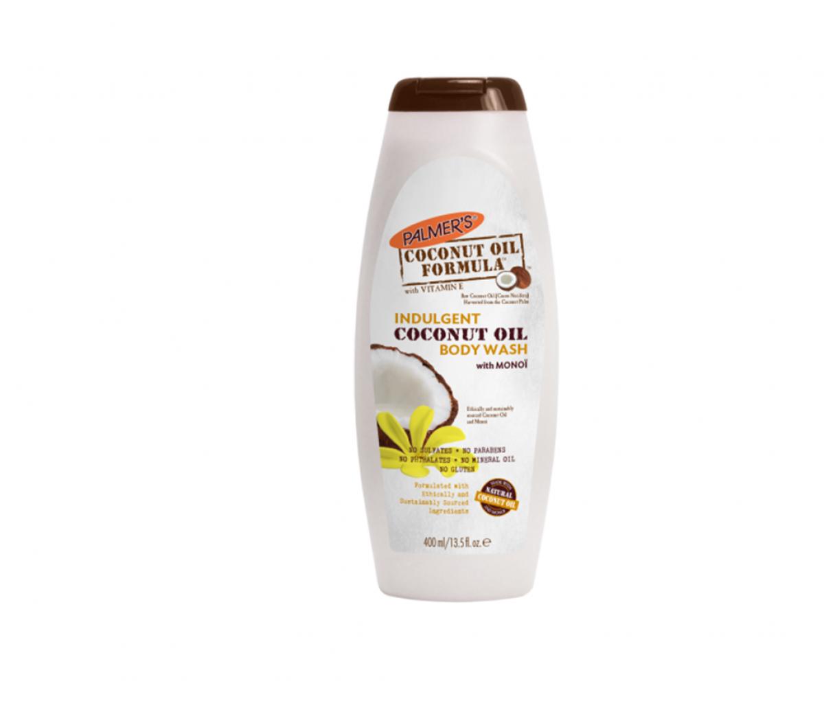 Palmers coconut oil formula indulgent body wash
