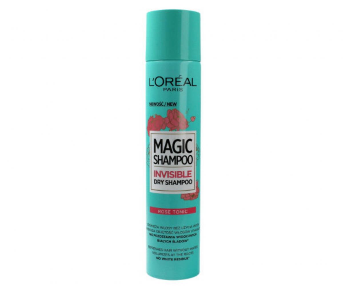 Loreal 200ml Magic Dry Shampoo Rose Tonic