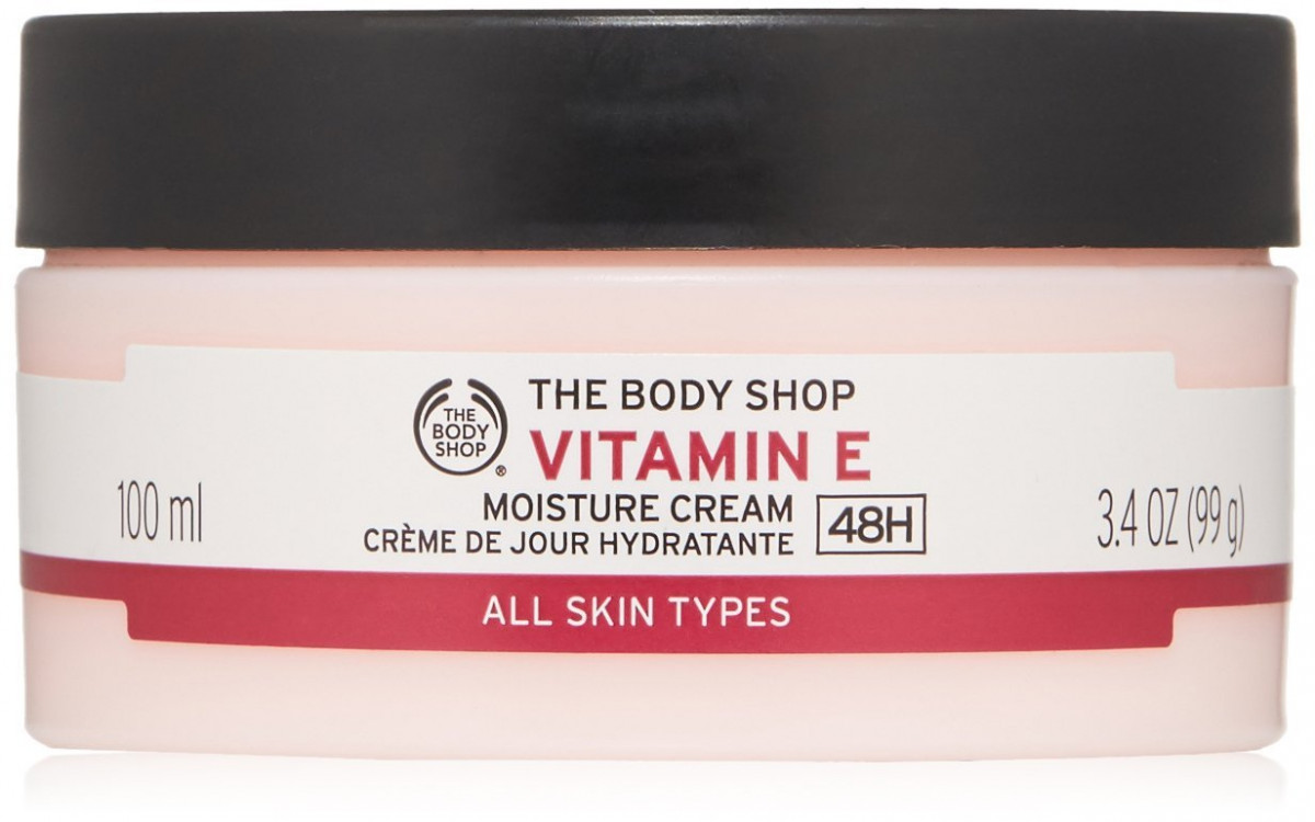 The Body Shop Vitamin E Moisture Cream 100ml