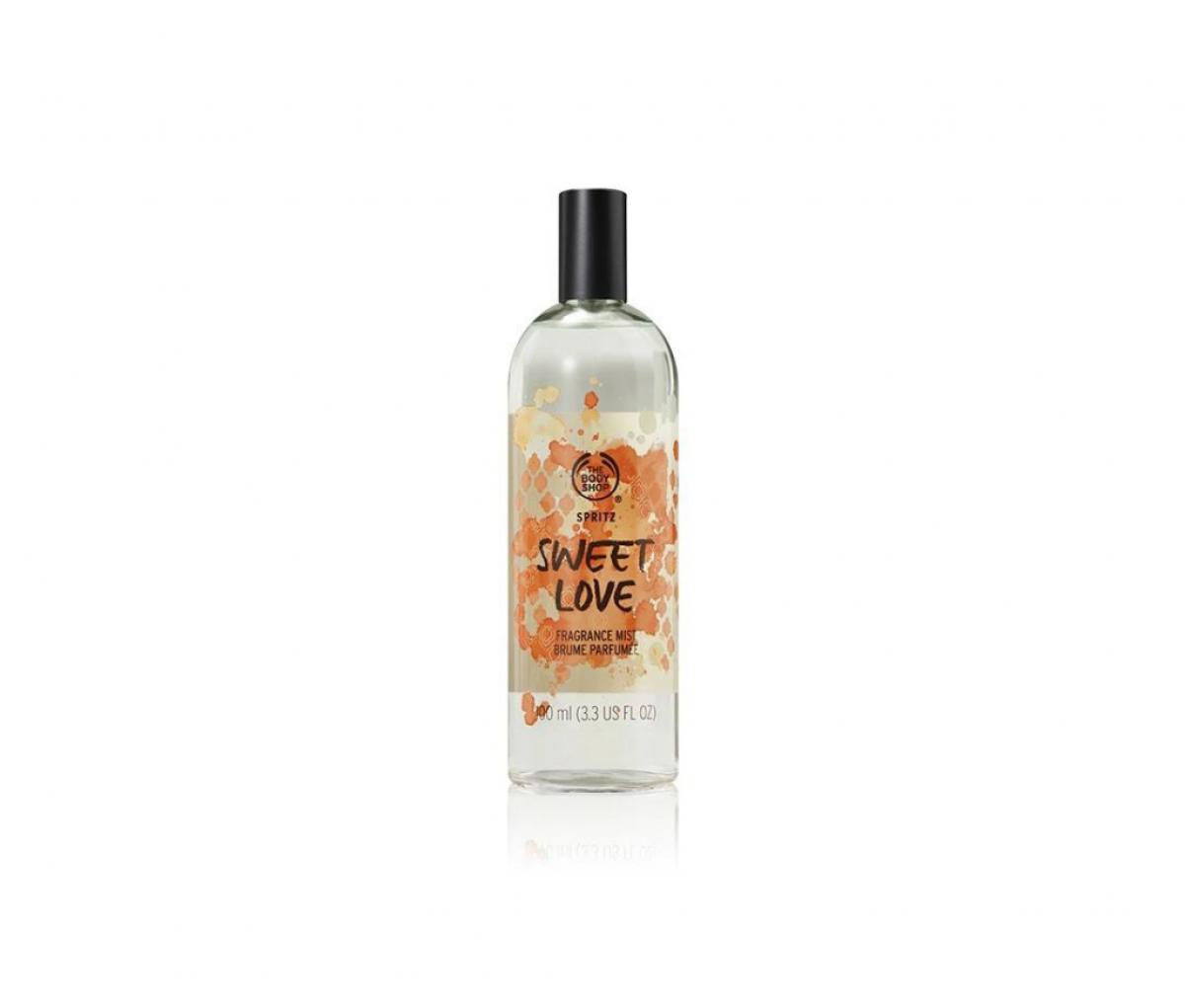The Body Shop SOL Spritz Sweet Love Fragrance Mist 100ml