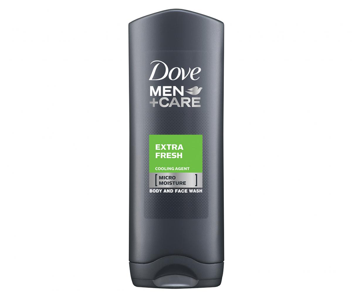 Dove  Extra Fre FM Bath & Face Wash 400ml