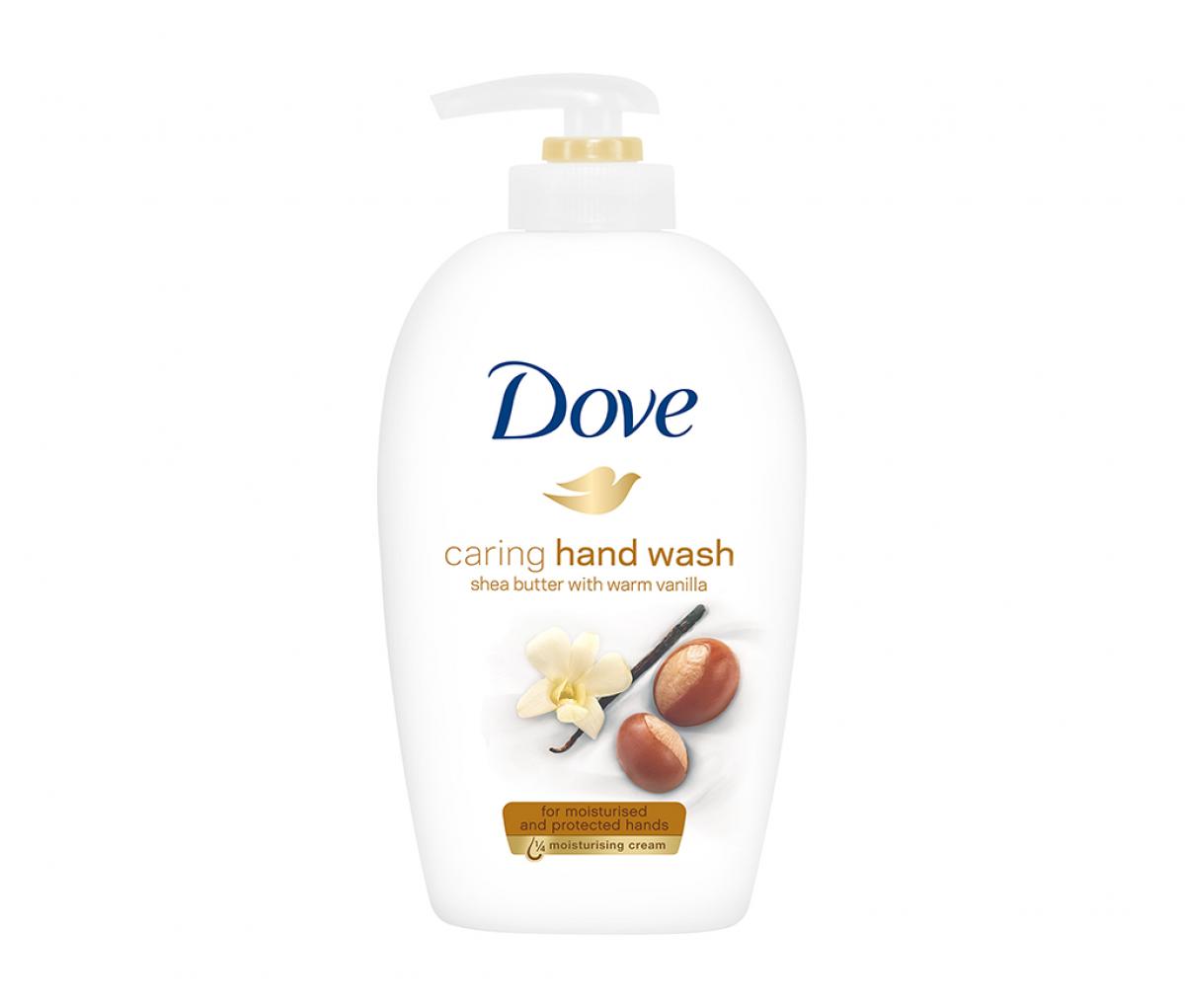 Dove  Shea Butter Hand Liquid Soap 250ml