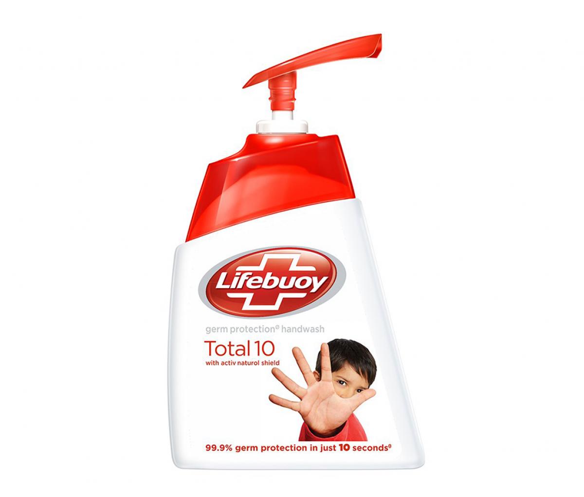 Lifebuoy Liquid Hand Wash Total10