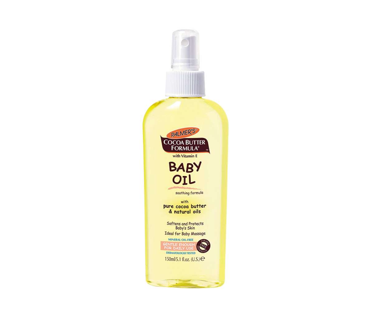 Palmers cocoa butter formula baby oil 150ml