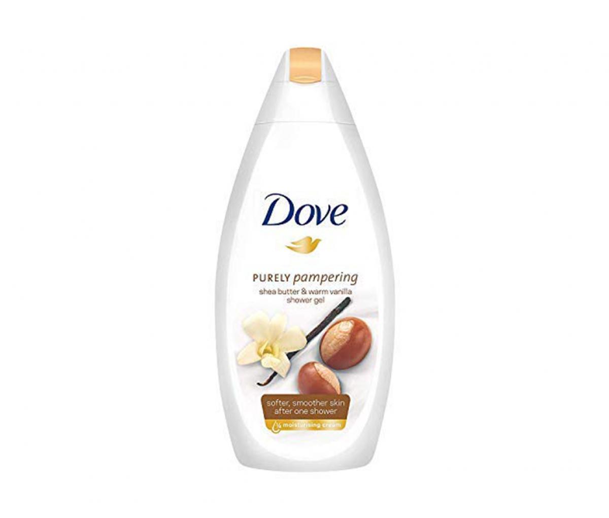 Dove Shea Butter and Vanilla Body Wash 250ml