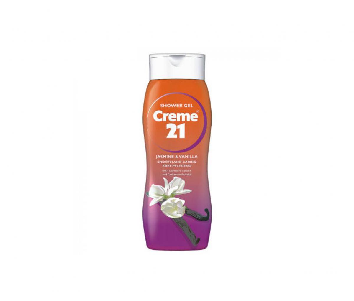 Creme21 shower gel Jasmin&Vanilla 75ml
