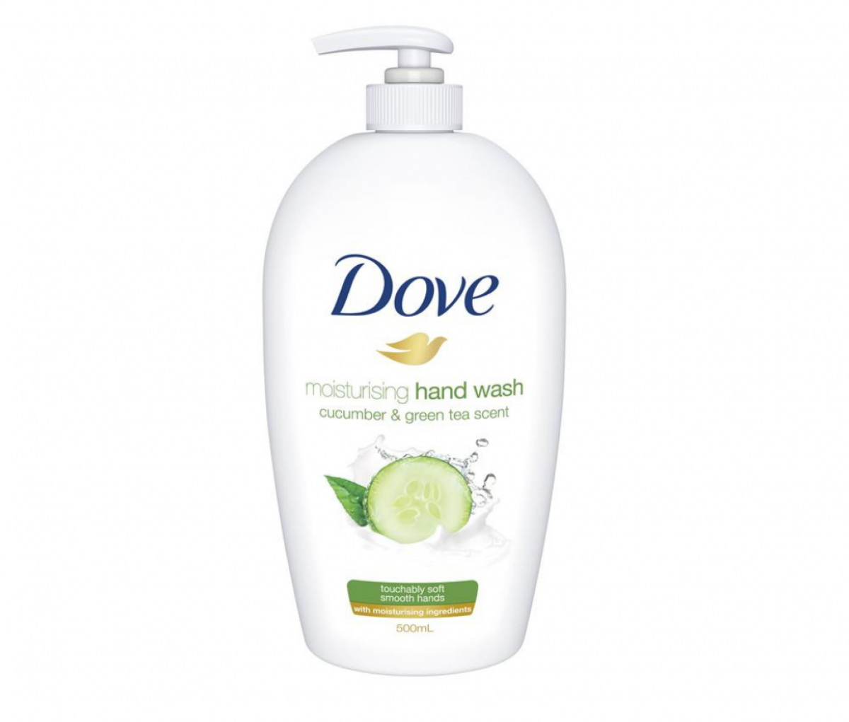 Dove  Cucumber (Frtouch) Hand Wash 250ml