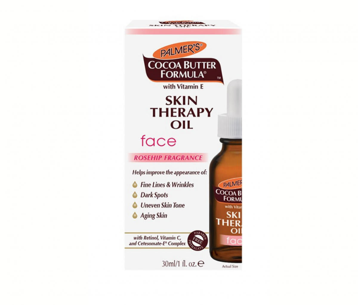 Palmers Cocoa Butter Formula Oil Rose 60ml