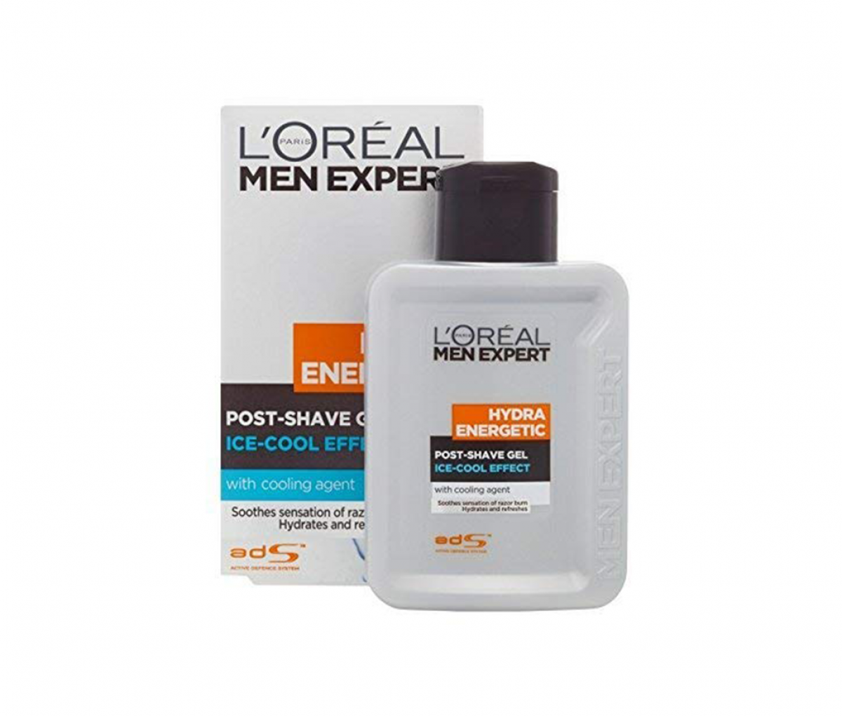 L'Oreal  Hydra Energetic After Shave Gel
