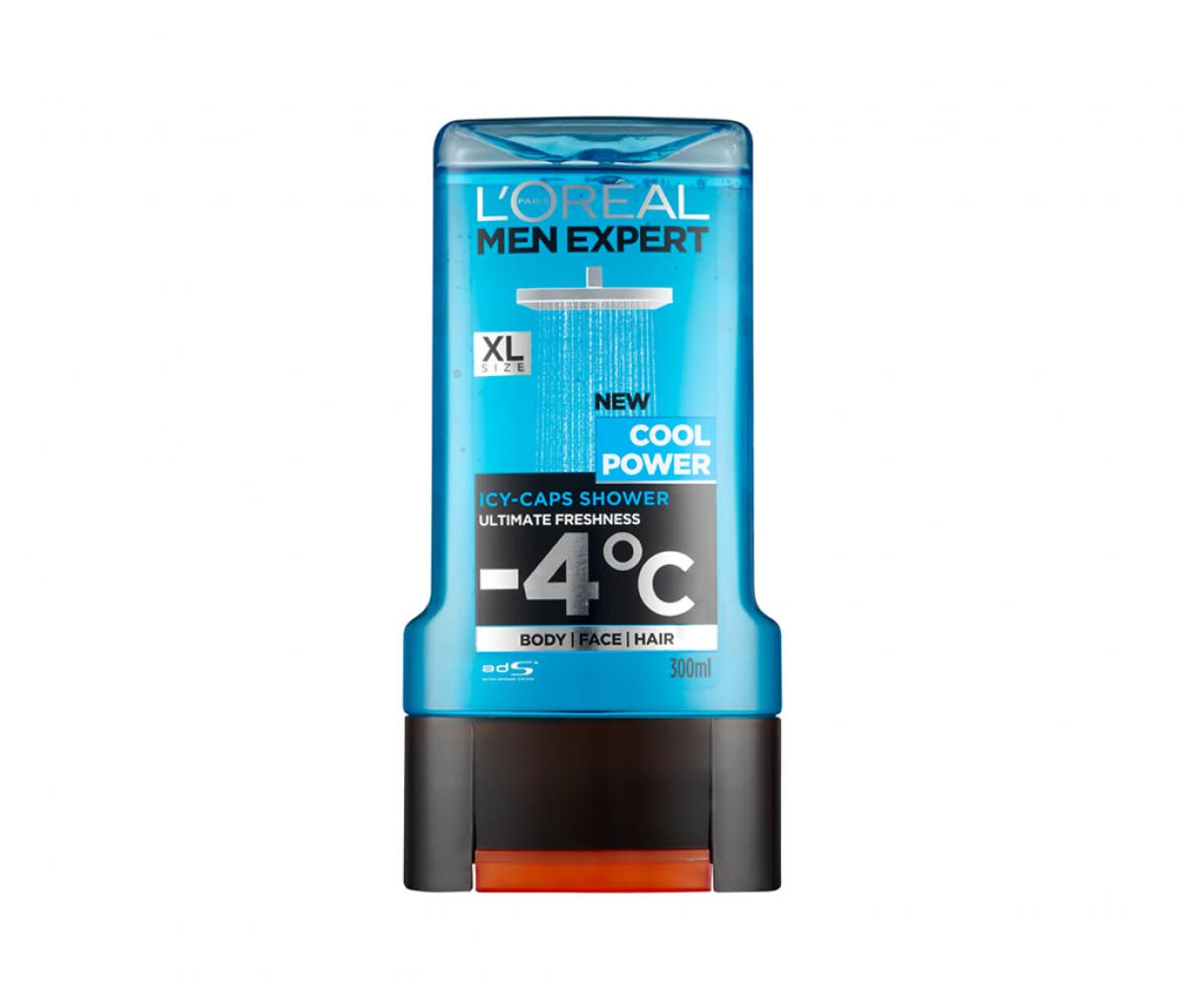 L'Oreal  Men Expert Cool Power Shower Gel