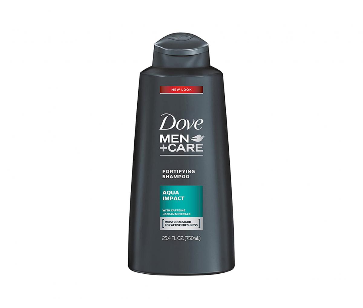 Dove 25.4oz Aqua Impact For Men Shampoo