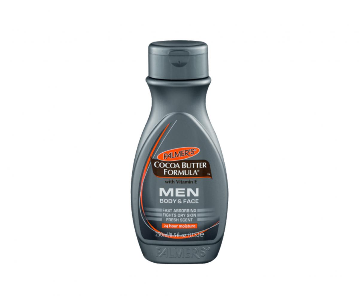 Palmers cocoa butter formula lotion men