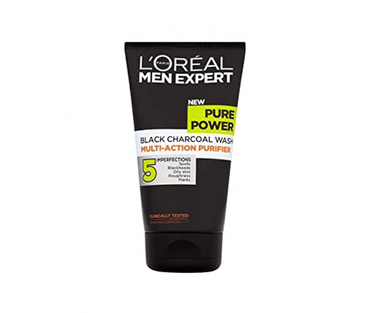 L'Oreal  Men Expert Pure Power Charcoal Face W