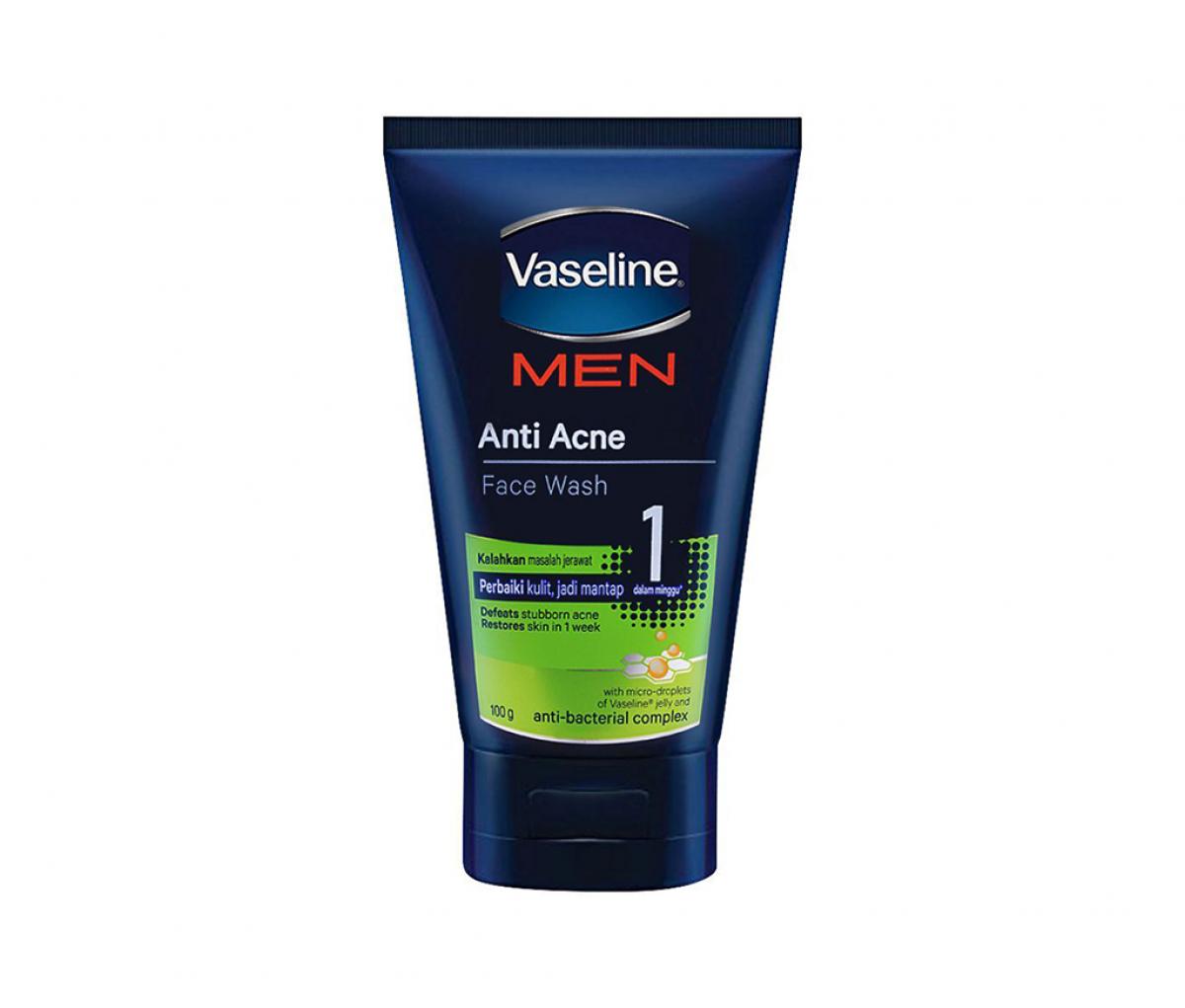 Vaseline  Men Anti Acne Face Wash