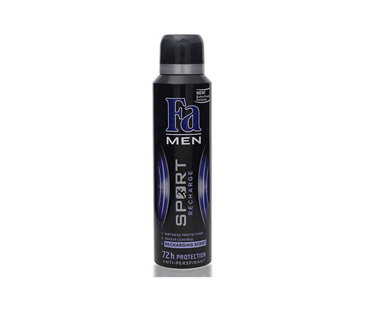 FA Men Deo Spray  Sport Recharge