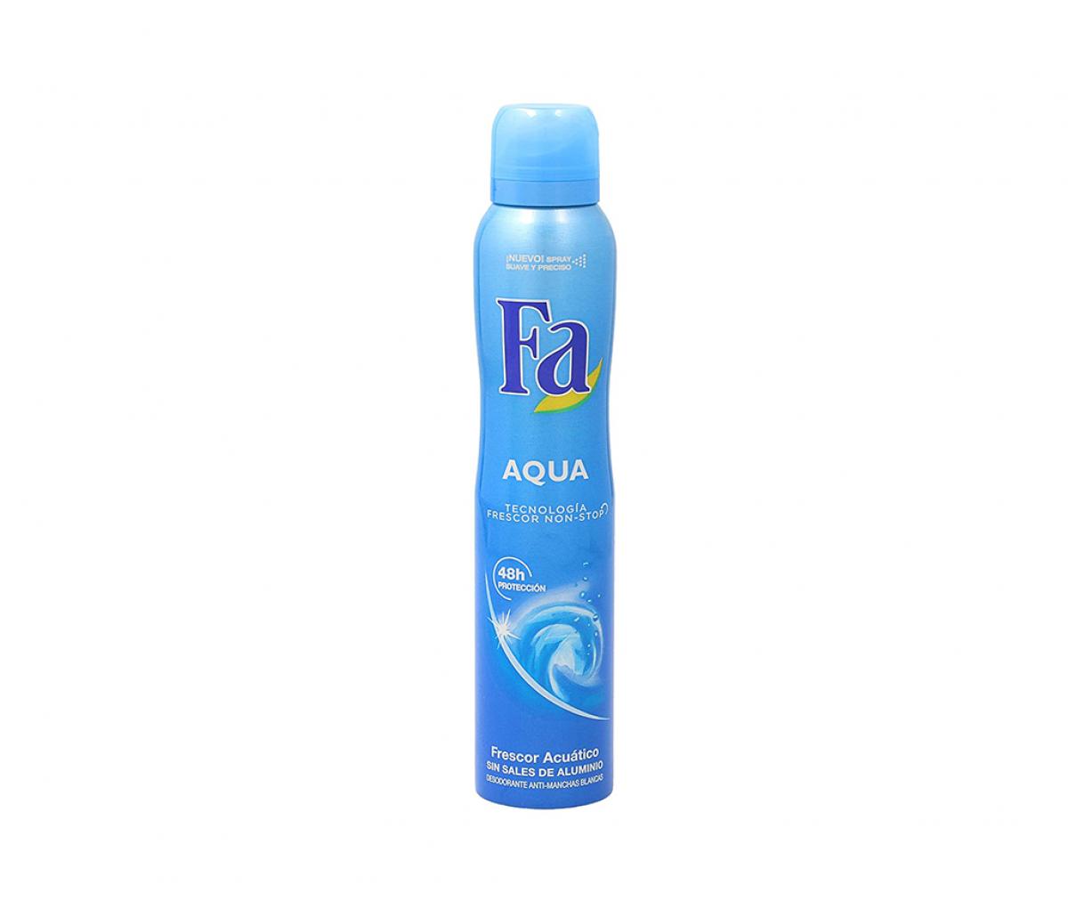 FA Men Deo Spray Aqua
