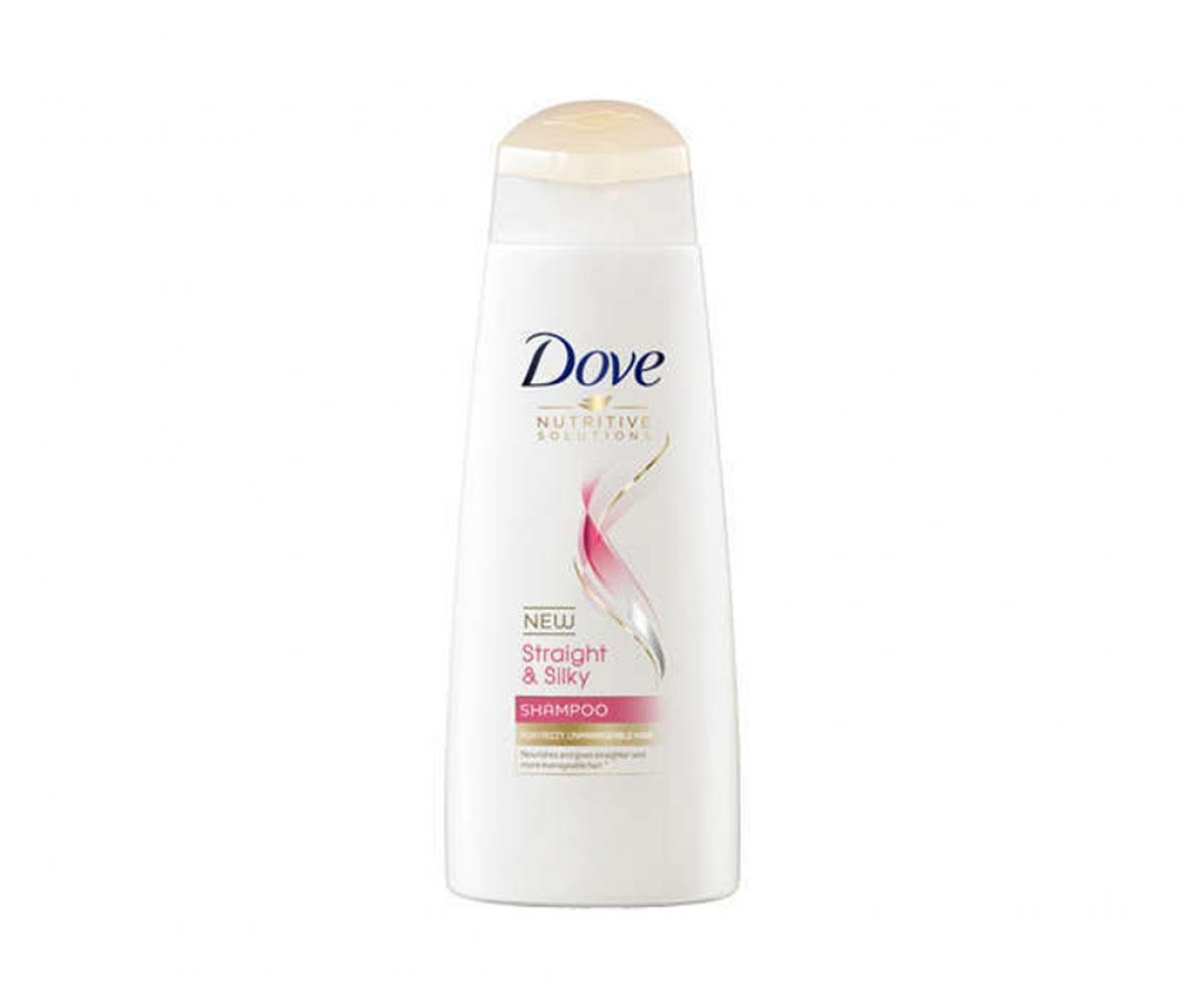 Dove  Straight & Silky Dry Shampoo