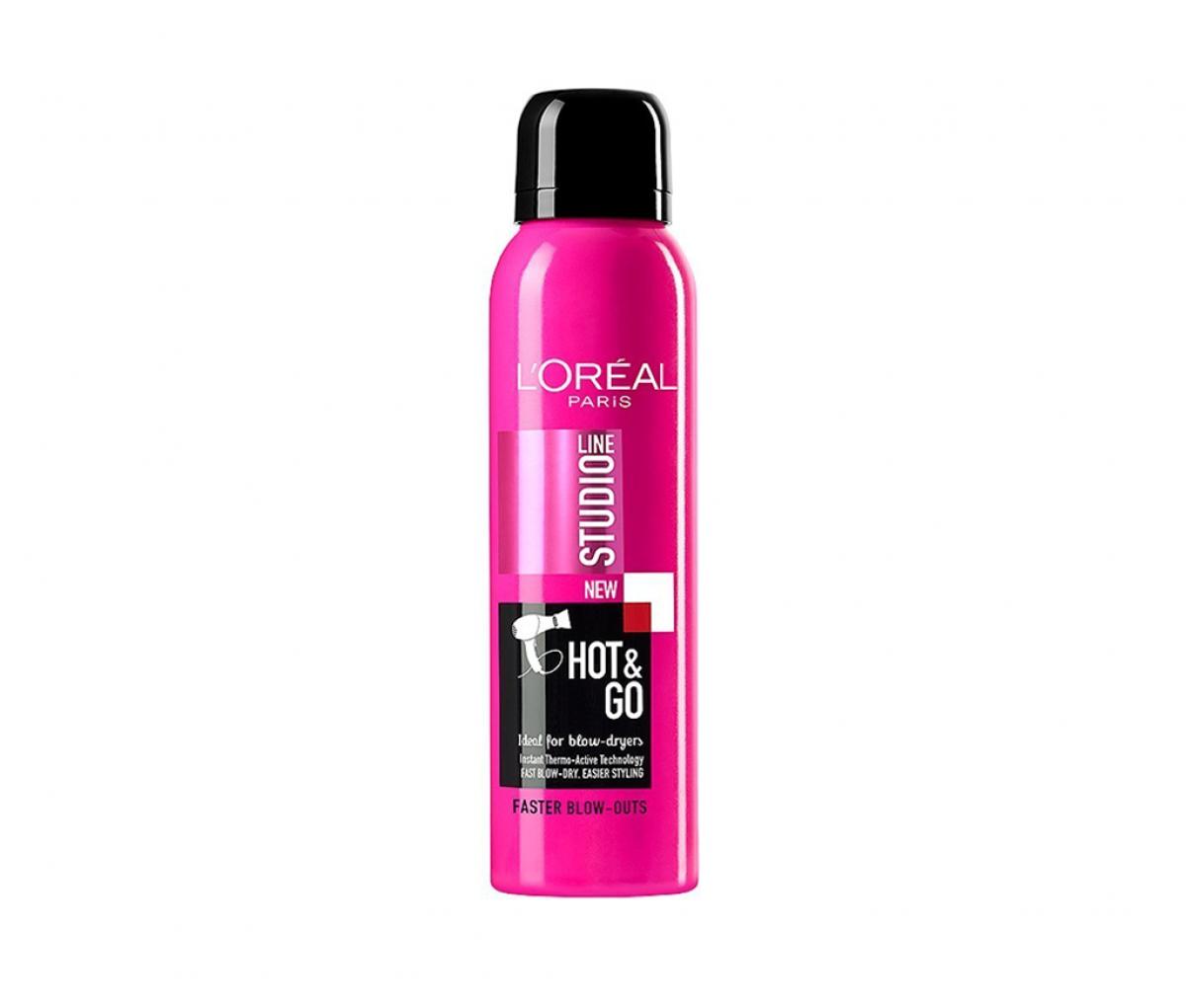 L'Oreal Studio Line Hot & Go Hair Spray