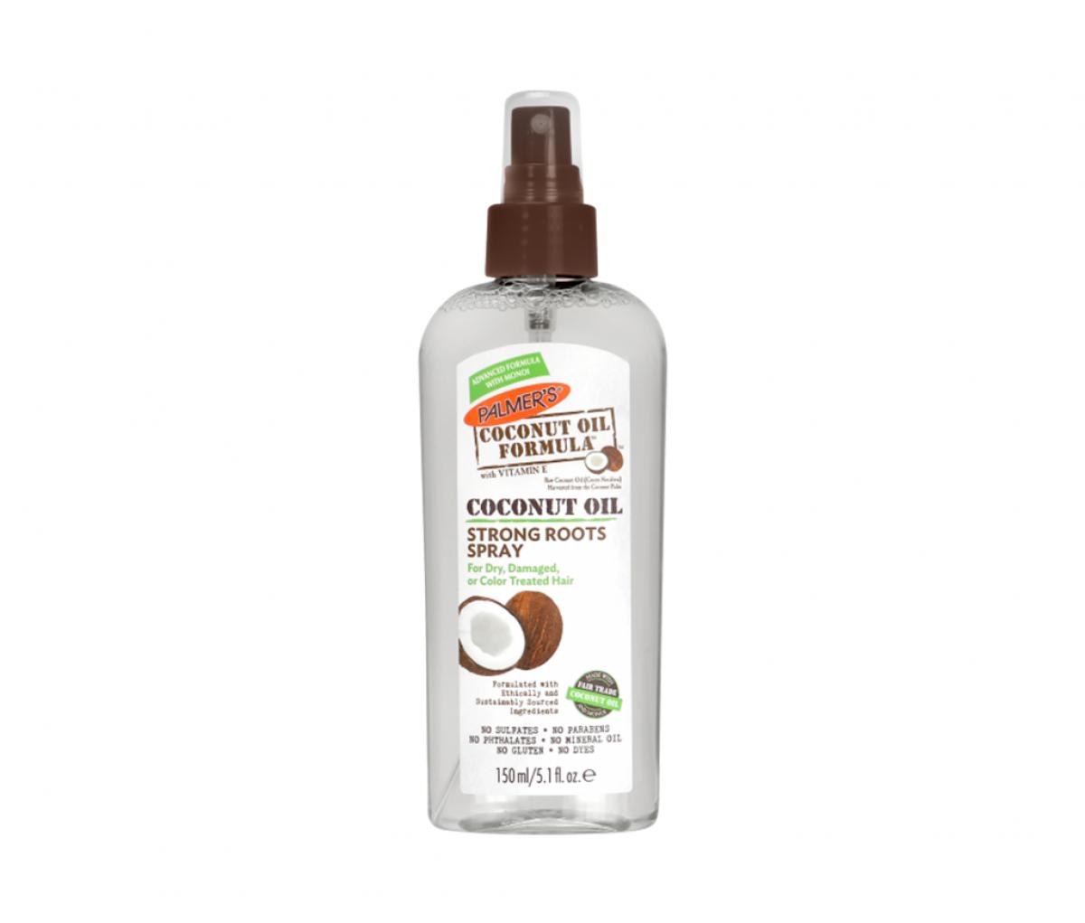 Palmers coconut oil formula strang root spray