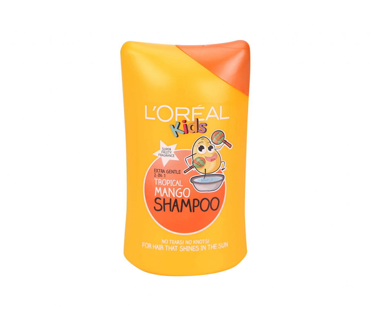 L'Oreal Kids  Tropical Mango Shampoo