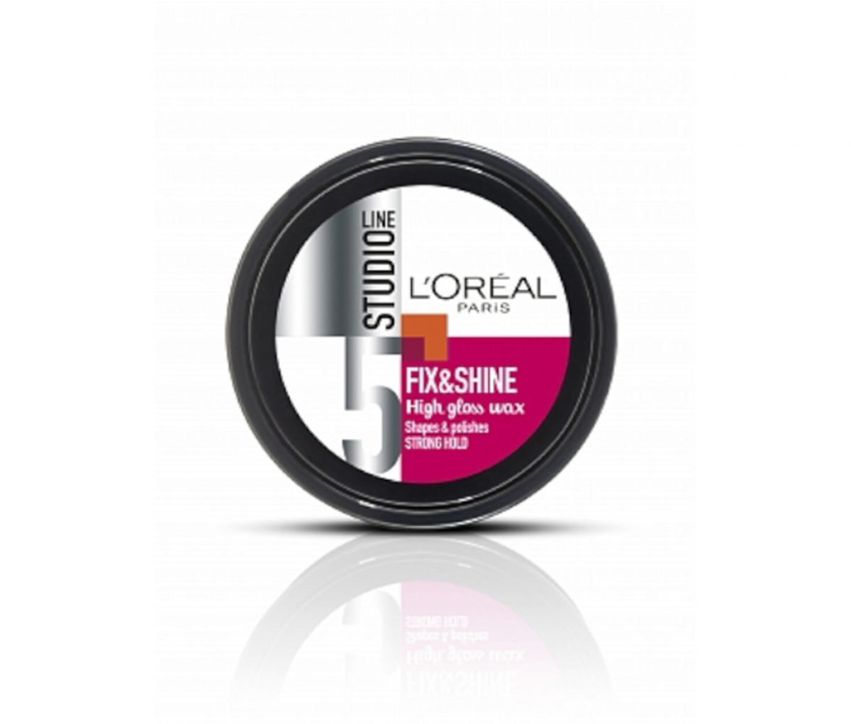 L'Oreal  NR 5 Fix & Shine Strong Hold Wax