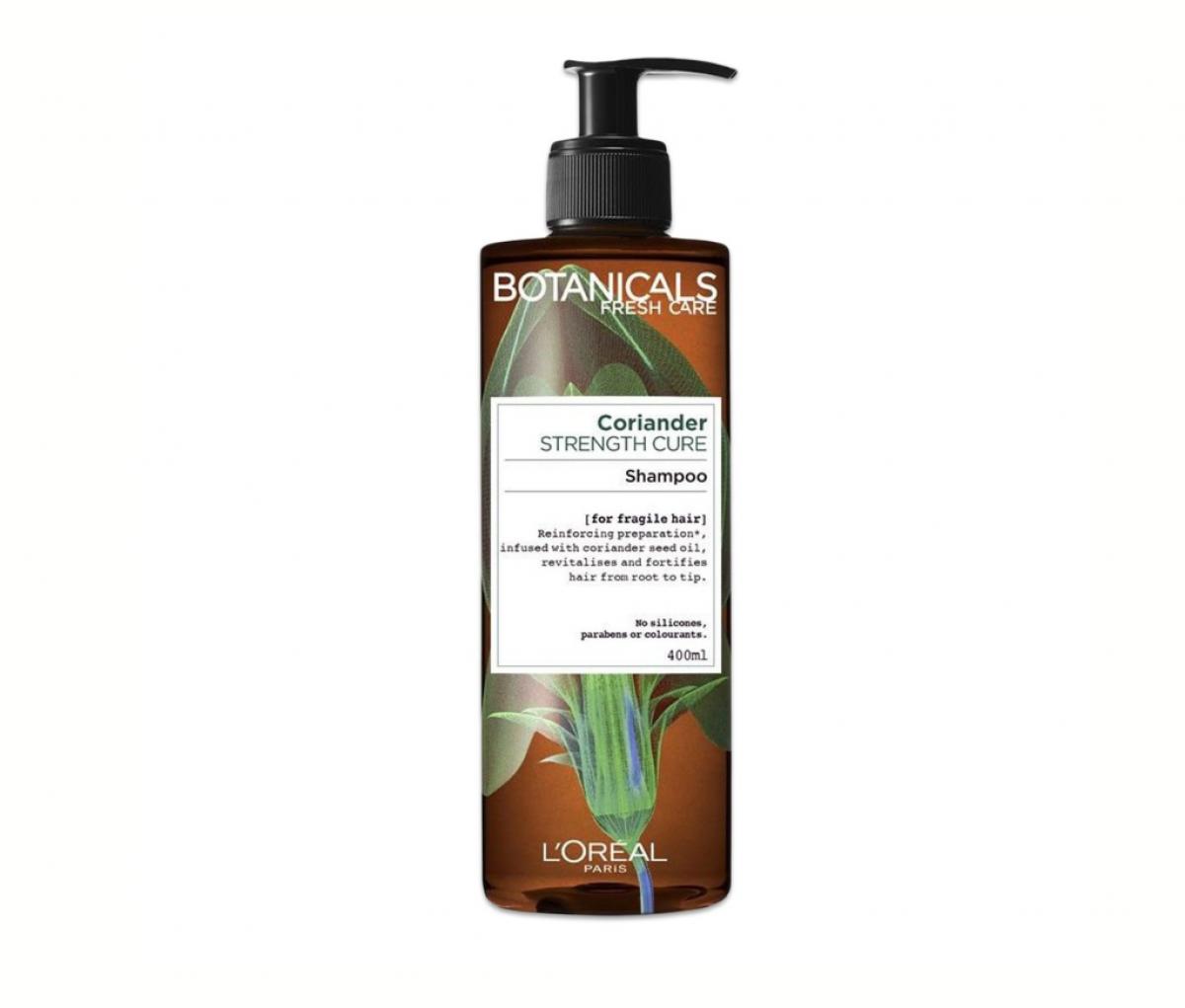 Botanicals Coriander Strength Cure Shampoo