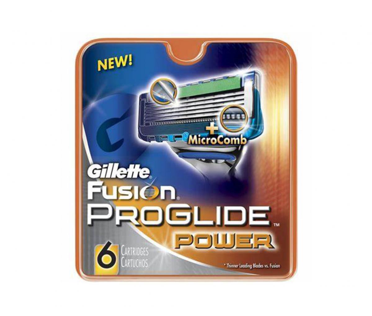 Gillete Fusion Power 6