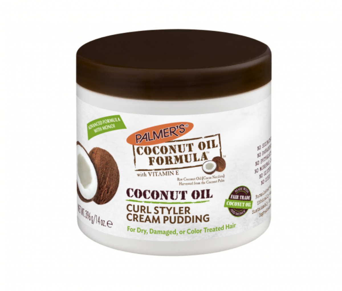 Palmers coconut oil formula hair pudding