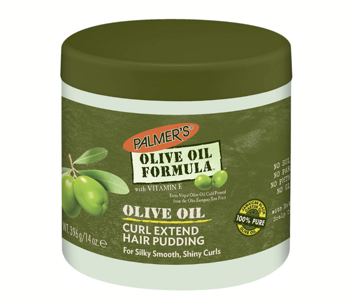 Palmers olive oil formula hair pudding