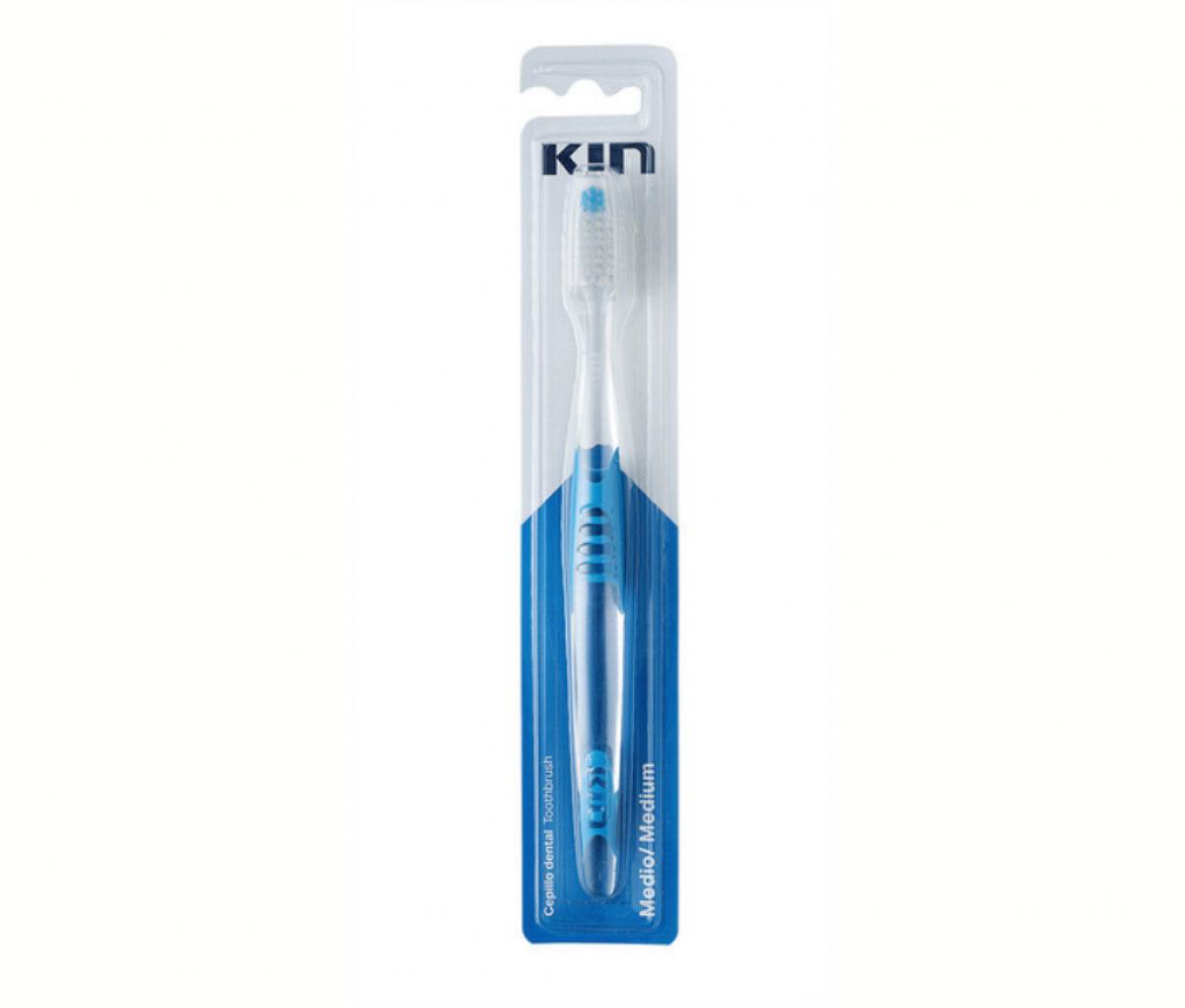 KIN Adult Medium Toothbrush 12's