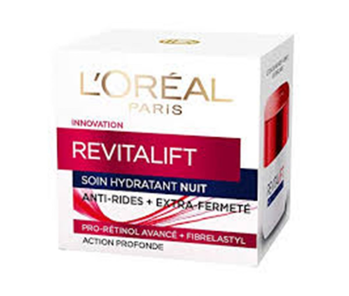 L'Oreal  Revitalift Soin De Jour Hydrant Day