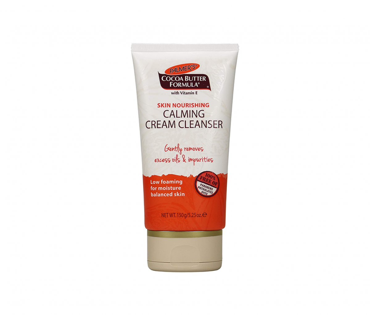 Palmers Cocoa Butter Formula Calming Cream Cleanser