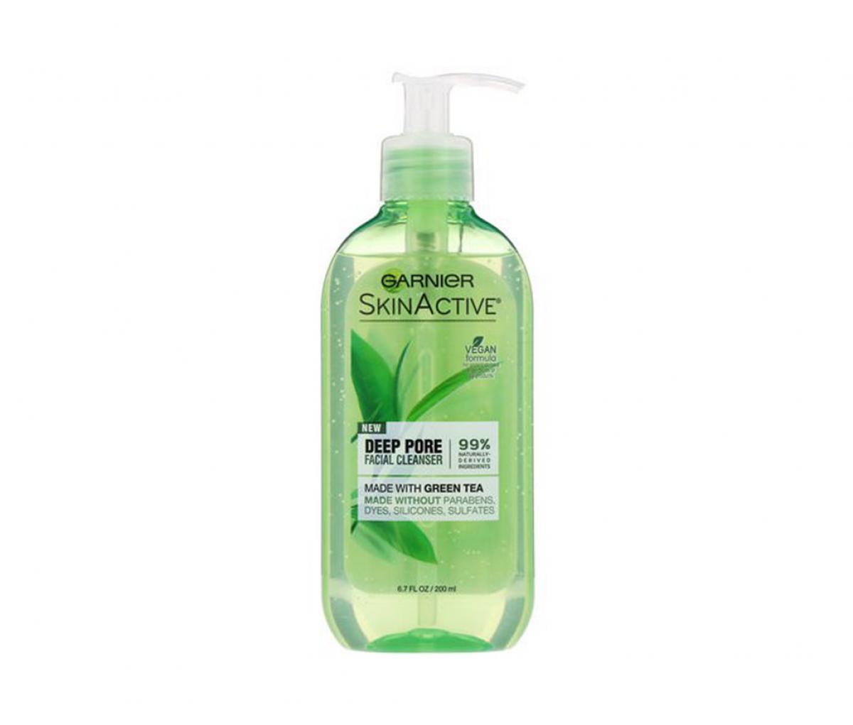 Garnier  Green Tea Gel Face Wash