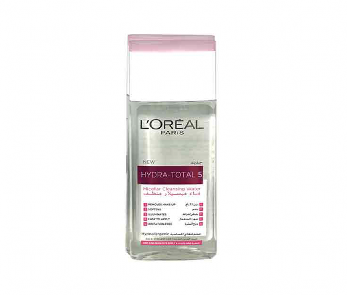 L'Oreal  Micellar Cleansing Water Hydra Total