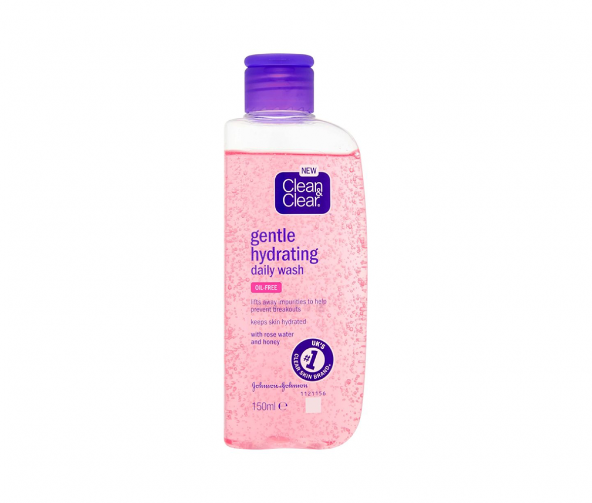 Clean & Clear  Hydrating Daily Face Wash