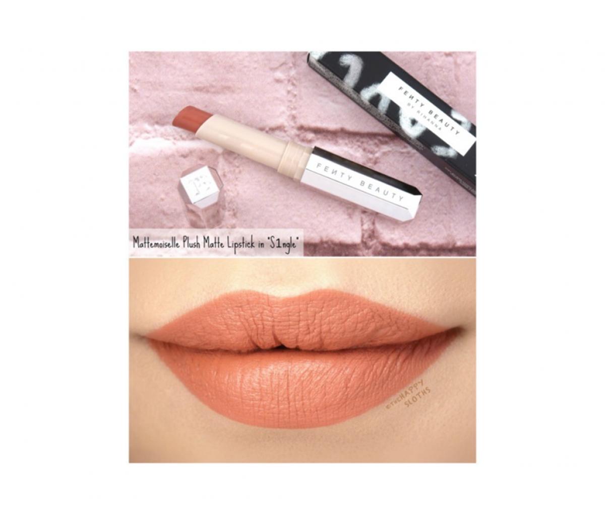 Fenty Beauty Mattemoiselle Plush Matte Lipstick SINGLE