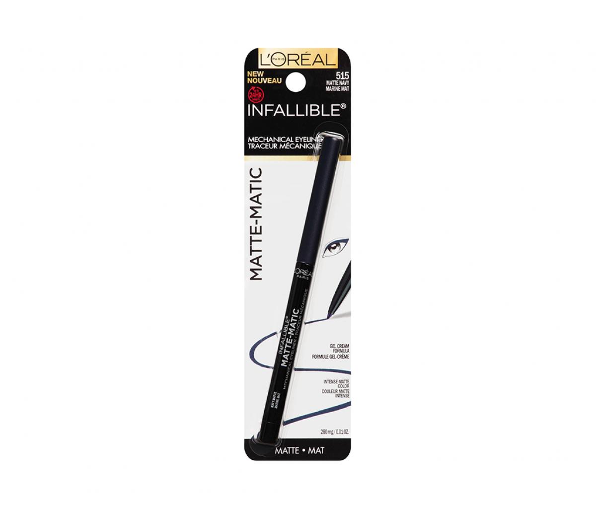 L'Oreal mat Matic Pencil 01 Ultra Black