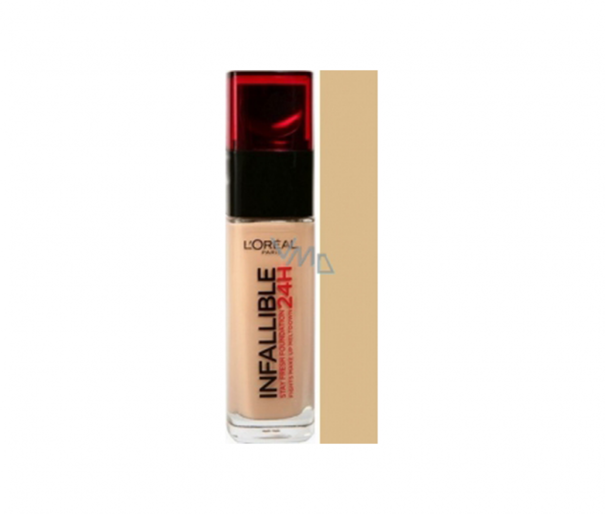 L'Oreal  Indefaectible N220 Sand Foundation