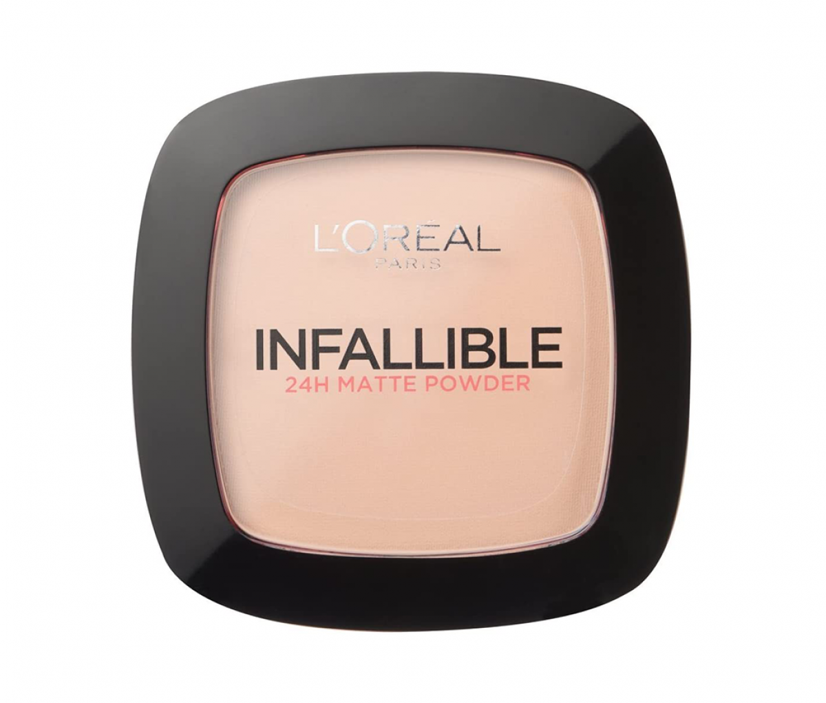 Loreal infaillible (New Packing) 123 Warm Vanila face