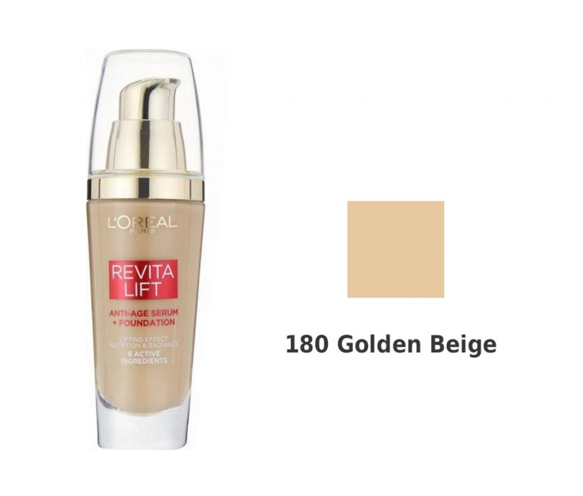 L'Oreal Revitalift 180 Skin Foundation