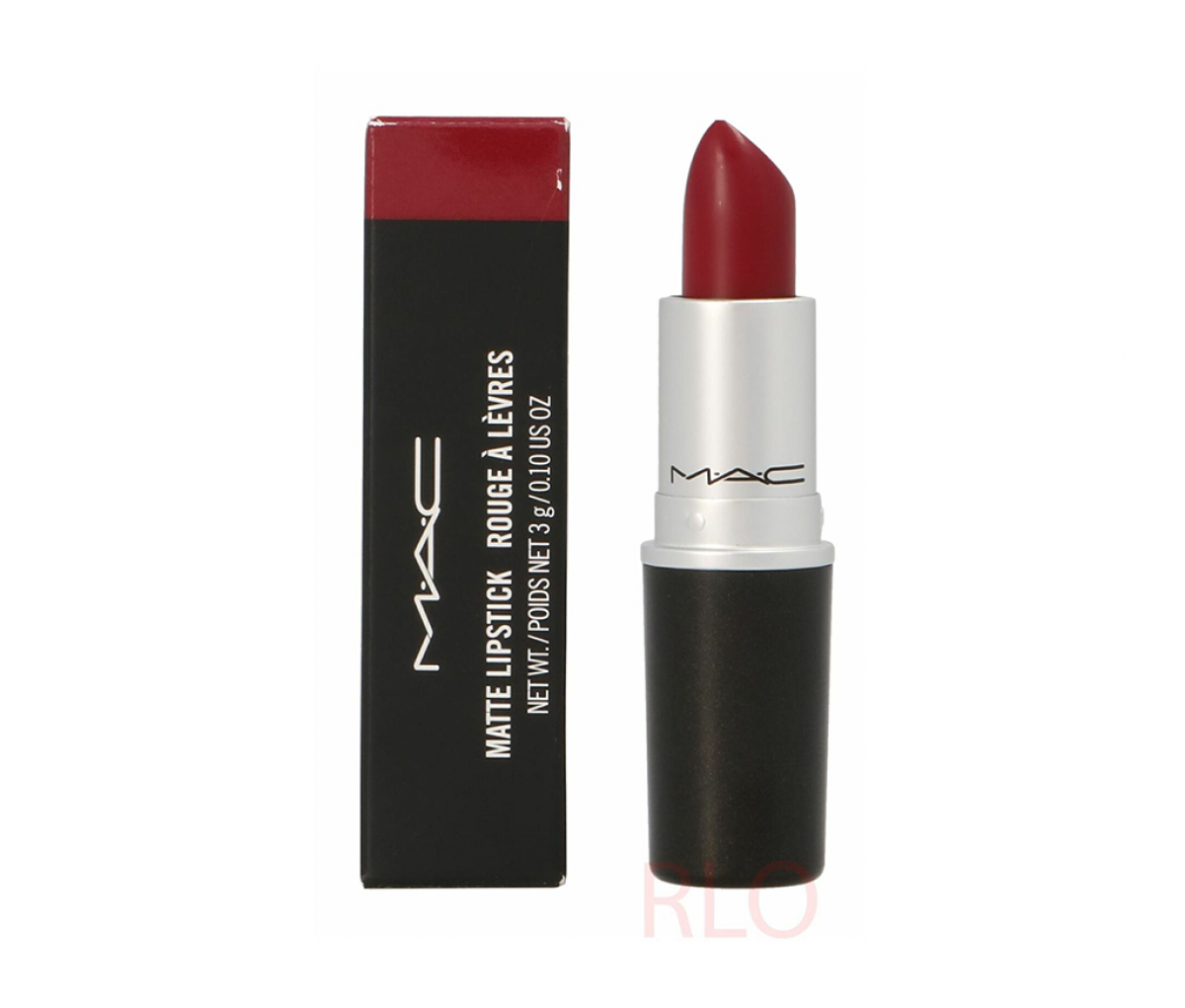Mac Matte Lipstick- D FOR DANGER 630