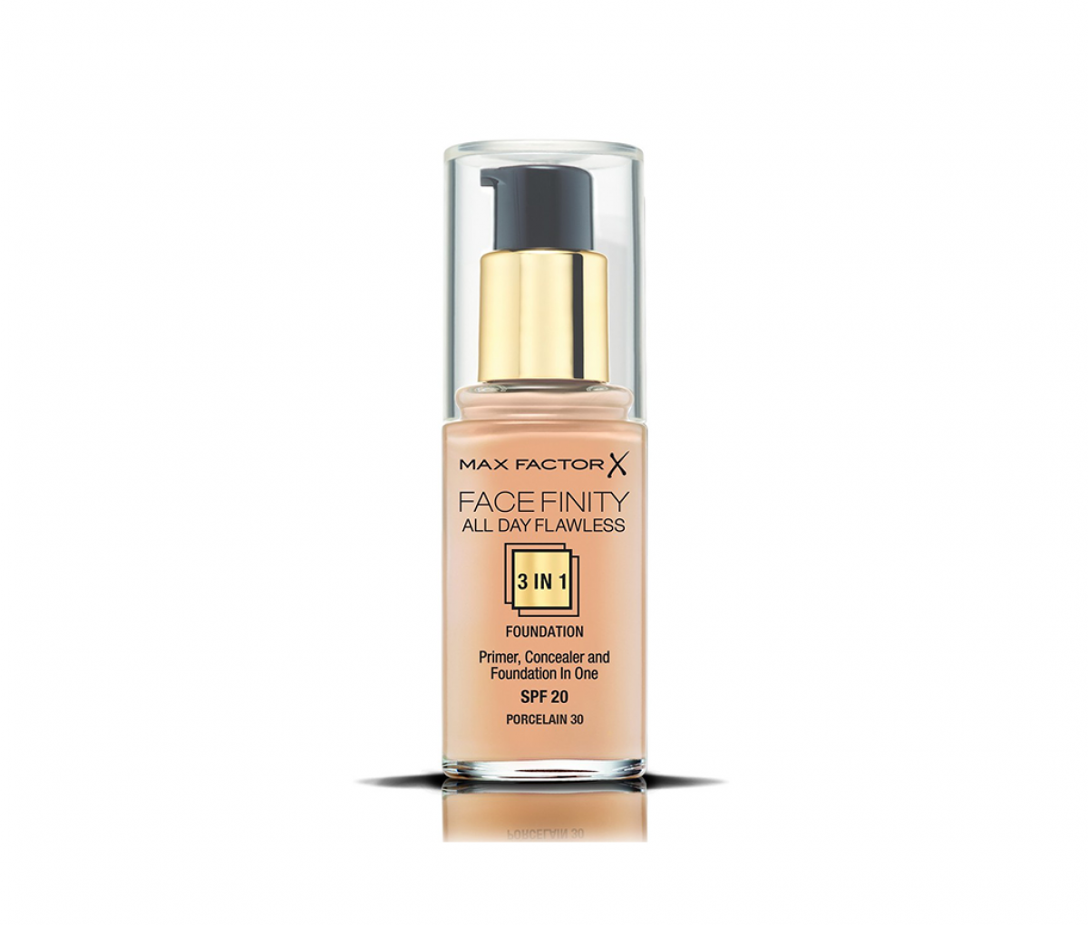 Max Factor 3in1 Face Finity 30 Porcelain Foundation