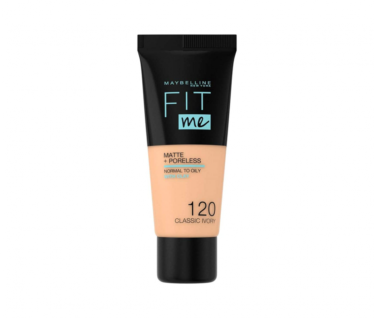 Maybelline Fit  Me Matte 120 Classic Ivory