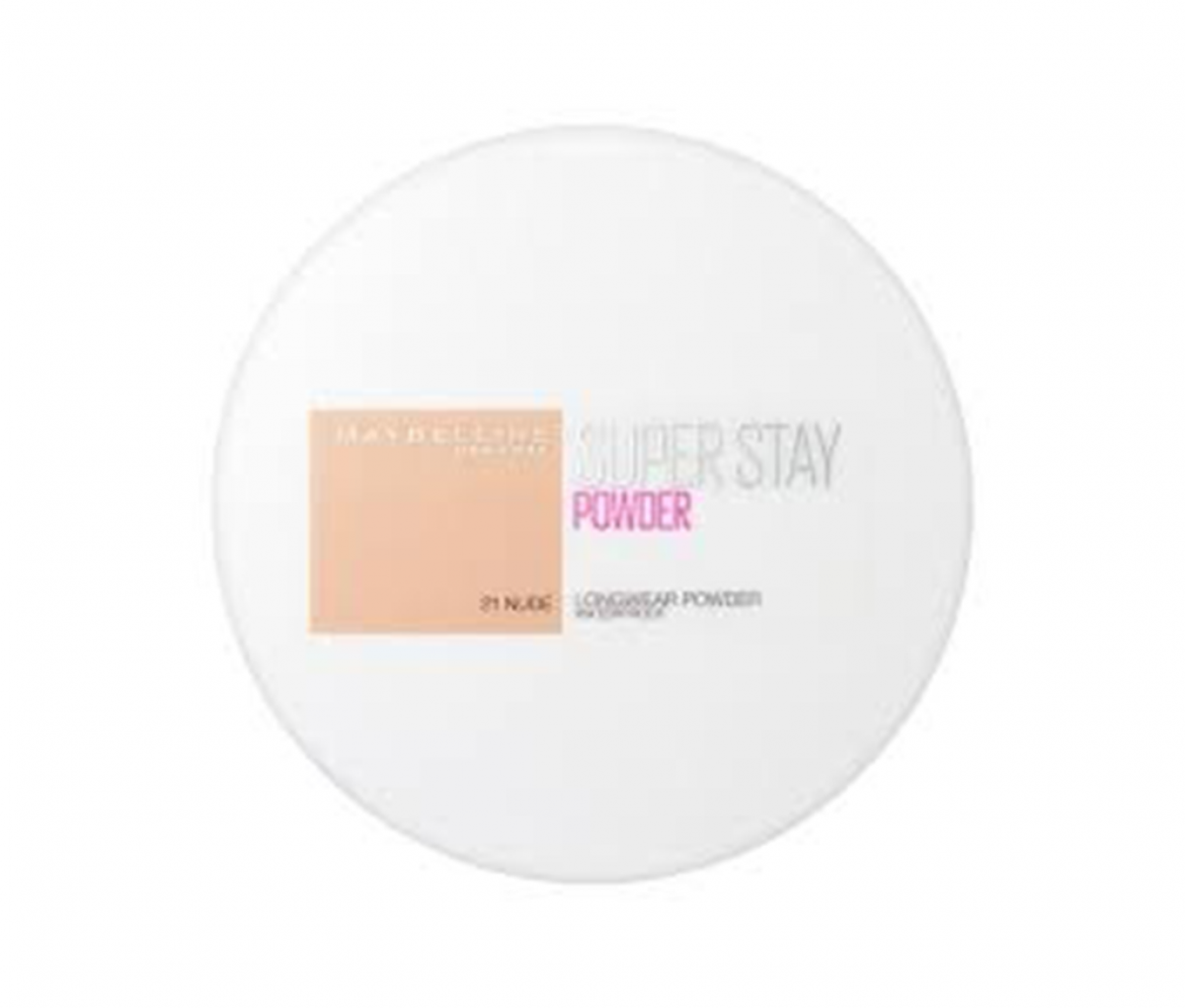 Maybelline Super Stay 24H 021 nude Powder
