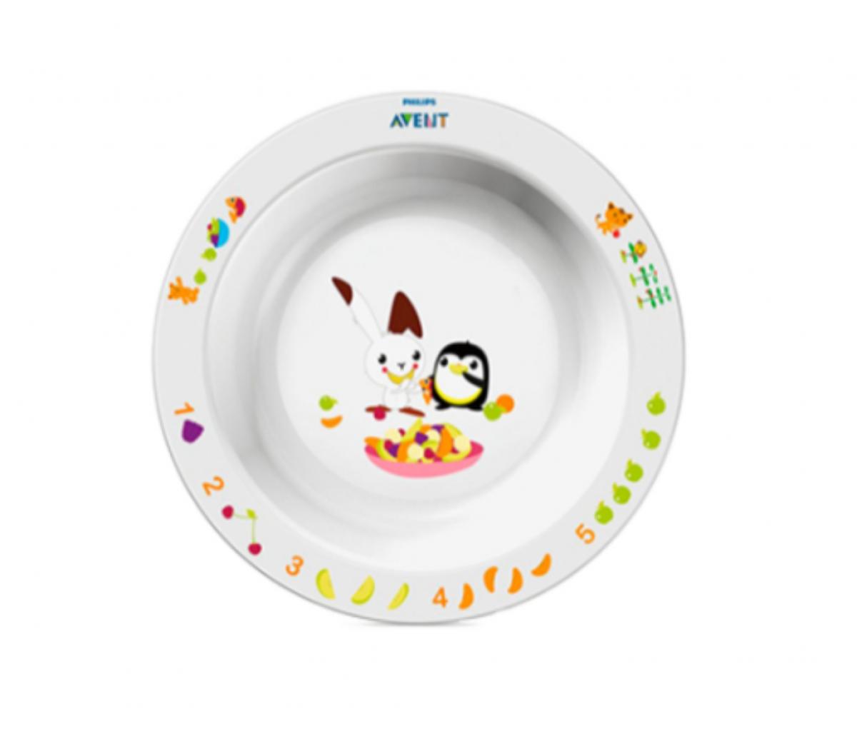 Avent Toddler Bowl 12m+ NEUTRAL SCF704/00
