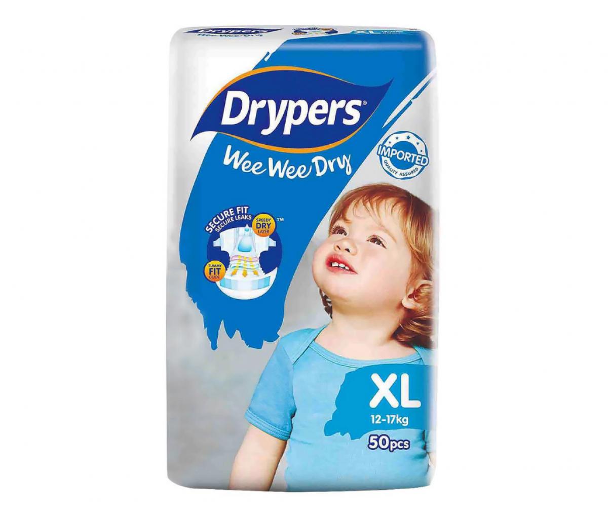 Dryper WeeWee dry (XL)