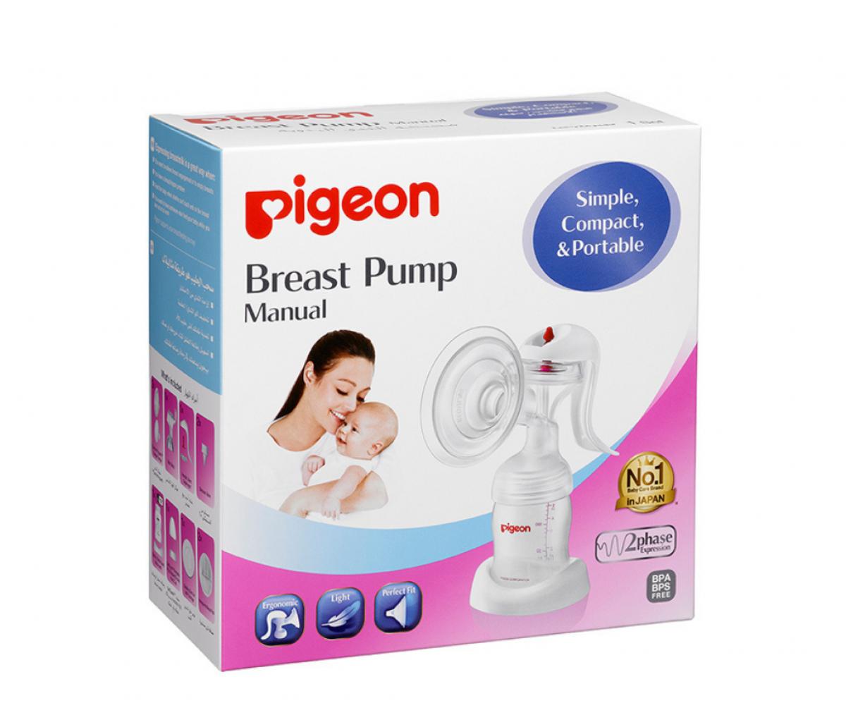 Manual Breast Pump, WN Bottle - (EN/ES/RU)  [26488-1]