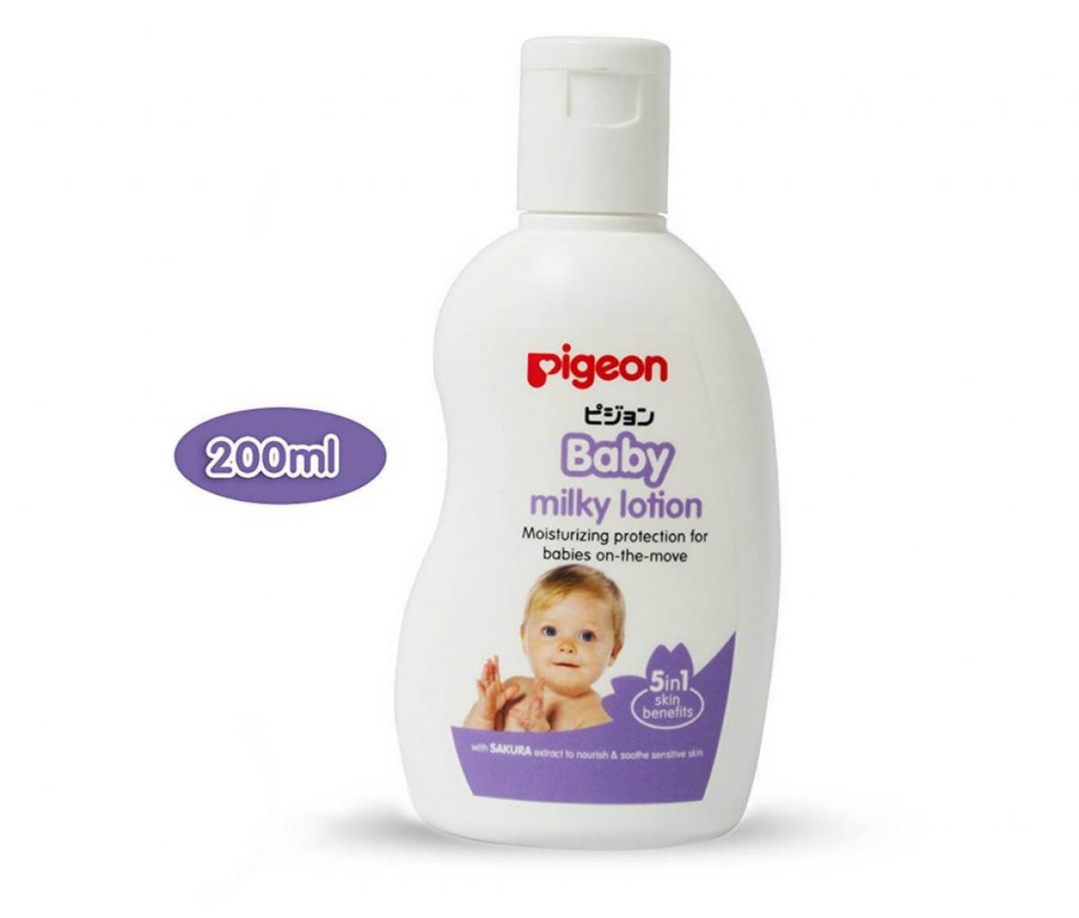 Baby Milky Lotion SAKURA 200ml  [26596]