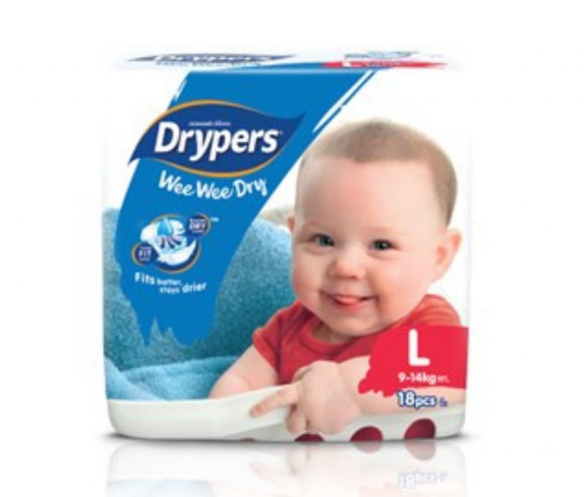 Dryper Regular Dry (L)